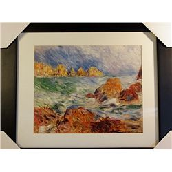 Pierre August Renoir  Limited Edition-Marine at Guernsey