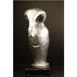 Real .999 Silver Pablo Picasso  Limited Edition- Vase Face.