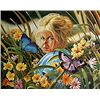 """April - Limited Edition Signed """"Lithograph"""""""