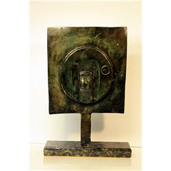 Max Ernst  Original, limited Edition Bronze -FACE