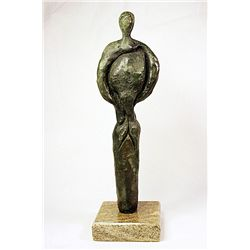 Pablo Picasso Original, limited Edition Bronze -Woman