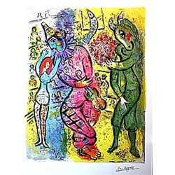 Marc Chagall Limited Edition - Le Cirque6