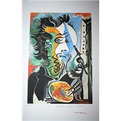 Limited Edition Picasso - The Artist - Collection Domaine Picasso