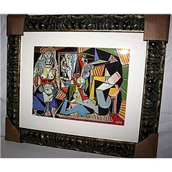 Picasso  Limited Edition - Women Of Algiers