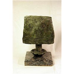 Pablo Picasso Original, limited Edition Bronze -Double Life