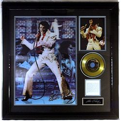 ELVIS PRESLEY large Hologram