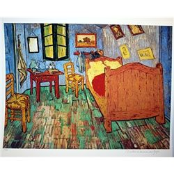 Limited Edition Van Gogh- Van Gogh's Bedroom - Collection Domaine Van Gogh