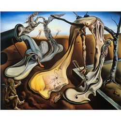 Daddy Long Legs Of The Evening - Dali - Limited Edition on Canvas