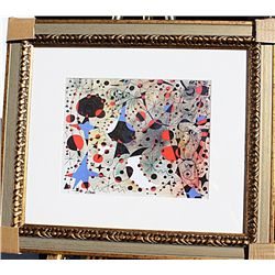 The Nightengales Song  - Miro - Limited Edition