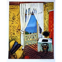Limited Edition Matisse- Unknown - Collection Domaine Matisse