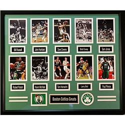 Boston Celtics   10  Giclees of the greatest players!