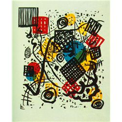 From Small World - Kandinsky - Limited Edition on Canvas