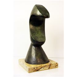 Max Ernst  Original, limited Edition Bronze -KNIGHT