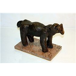 Pablo Picasso Original, limited Edition Bronze - Bull
