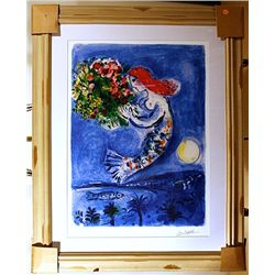 Chagall - Bay of Angels - Limited Edition