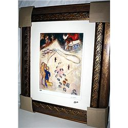 Chagall  Limited Edition - Winter