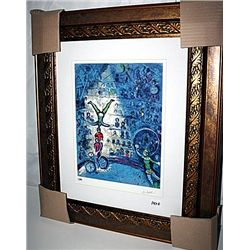 Chagall  Limited Edition - Circus 491