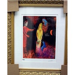 Marc Chagall Limited Edition - Marc Chagall