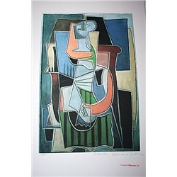 Limited Edition Picasso - Abstract - Collection Domaine Picasso