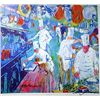Leroy Neiman Double Signed Lithograph - Le Grand Cuisine