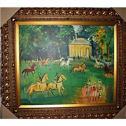 Horses - Jean Dufy - Limited Edition
