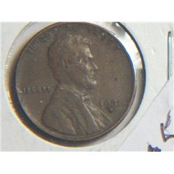 1931 D LINCOLN CENT