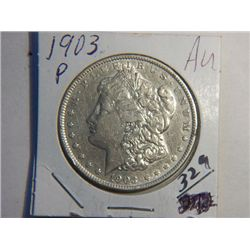 1903-P MORGAN DOLLAR