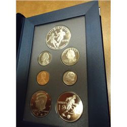 1994 PRESTIGE PROOF SET (WORLD CUP)