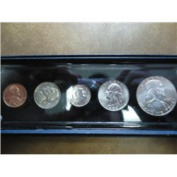 1959 US SILVER PROOF SET IN PLASTIC CASE
