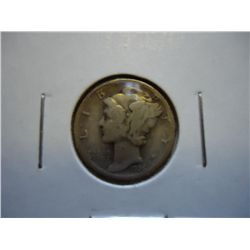 1926-S MERCURY DIME SEMI-KEY
