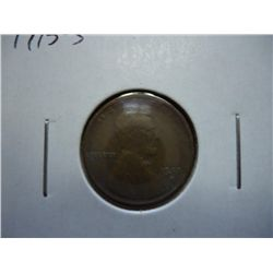 1915-S LINCOLN CENT (VERY GOOD)