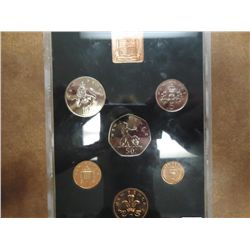 1978 GREAT BRITAIN AND NORTHERN IRELAND PROOF SET
