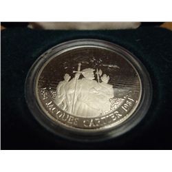 1984 CANADA CARTIER $ PROOF LIKE