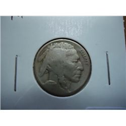 1918-S BUFFALO NICKEL (VERY GOOD)