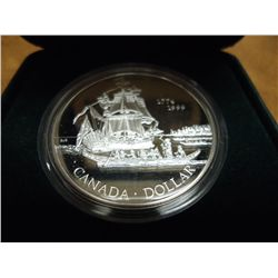 1999 CANADA PROOF STERLING SILVER DOLLAR