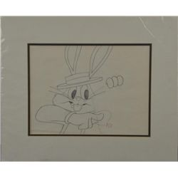 Bugs Bunny Original Production Drawing Animation Art