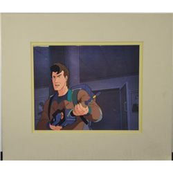 Ghostbusters Original Animation Production Cel Venkman