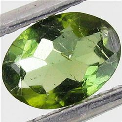 0.66ct Chrome Green Tourmaline Oval (GEM-40747)