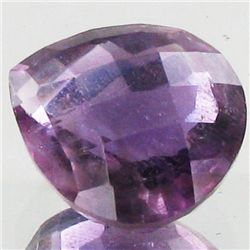 15.9ct Untreated Natural Purple Amethyst Pear (GEM-39134)