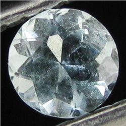 0.25ct Blue Topaz Round (GEM-41234)