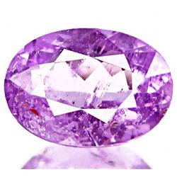 1.09ct Natural Purple Paraiba Tourmaline Oval (GEM-29923)