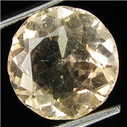 6.5ct Champagne Imperial Topaz (GEM-35704)