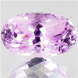 5.95ct Sparking Top Pink Kunzite Oval (GEM-42848)