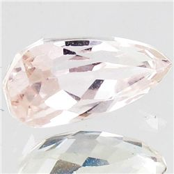 2.65ct Sparking Top Pink Kunzite Pear (GEM-43959)