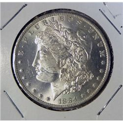 1884O Morgan $ MS63