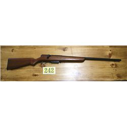 STEVENS MDL 58. 12GA  BOLT ACTION SHOTGUN; 1 PC HARDWOOD STOCK AND FOREARM  26  BRL  EST $150-350