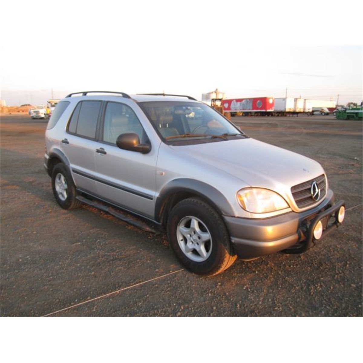 1999 Mercedes Benz Ml320 4 Door Suv