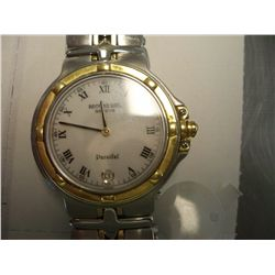 Raymond Weil Parsifal Mens Watch in Perfect Condition, Stainless Steel