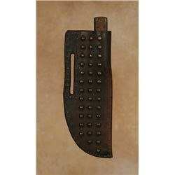 Blackfoot Knife Case, 19th century