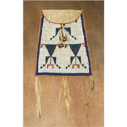 Arapaho Dispatch Bag, 1890s